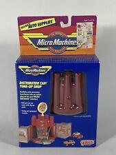 Micro Machines-Secret Auto Supplies-Distributor Cap/tune-up Shop 1989 Galoob