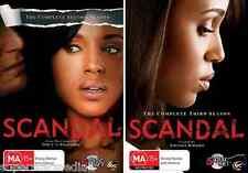 Scandal Series : Season 2 & 3 : NEW DVD