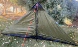 Bear Paw Wilderness Designs Trailstar Solo Inner Tent with Nylon Ripstop Sides