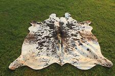 Tricolor Cowhide Rug Brazilian Tricolor Cow Skin Rug Cow Hide Carpet Rug 5 x 5