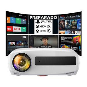 Luximagen UHD400 (7.500 lúmenes, Android TV 9.0, 4D keystone)