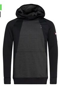 Nike Academy Pro Dry Boys XL Black / Heather/ Hyper Pink Hooded Top.     d
