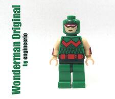 LEGO Custom - Wonderman Original - Super heroes Marvel mini figure wonder man