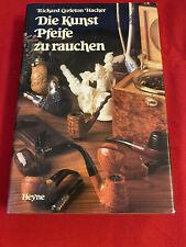 Die Kunst, Pfeife zu rauchen - Richard Carleton Hacker - gebundenes Buch