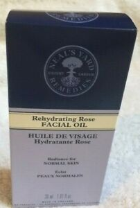 Neal's Yard Rehydrating Rose Facial Oil Brand New. Long expiry 01/23