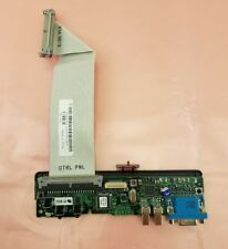 0JH878 Dell Poweredge 2950 Server VGA USB Control Panel Board & Power Button