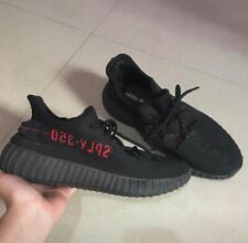 Authentic Adidas Yeezy Boost v2'bred' black still in good condition