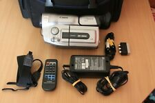 Camescope - Caméra Video CANON UC-V200 E 440 Digital Zoom Vidéo8 TBE