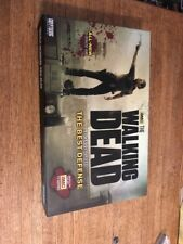 AMC THE WALKING DEAD Best Defense Cooperative BOARD GAME Cryptozoic  2013 Comp