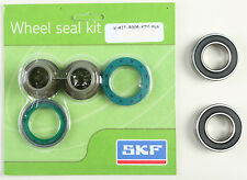 SKF 2006-2011 KTM 300 XC WHEEL SEAL KIT W/BEARINGS REAR WSB-KIT-R006-KTM-HUS