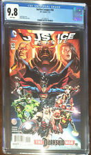 Justice League #50  CGC 9.8 (3 Jokers Revealed)