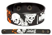 MUDVAYNE Rubber Bracelet Wristband The New Game