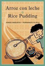 Bilingual Cooking Poems: Arroz con Leche / Rice Pudding : Un Poema para...
