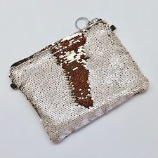 18df41034e Sparkly Crystal Reversible Sequin Mermaid Glitter handbag Evening Clutch Bag