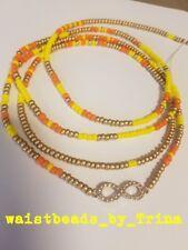beads belly beads Beautiful African Waist