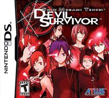 Shin Megami Tensei: Devil Survivor - Nintendo DS Brand New