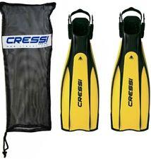 Cressi Pro Light Snorkel/Scuba Diving Fins, Size Xs (Men's 5-7 / Women's 6-8)