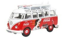 OXFORD VW Volkswagen T1 Transporter Surf Coca Cola / Scale 1:76 / NEW - Boxed