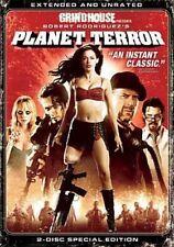 Planet Terror 0796019803878 With Bruce Willis DVD Region 1