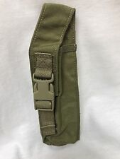 Eagle Industries MLCS Pop Flare UP Pouch Tan Buckle Navy SEAL MOLLE NSW