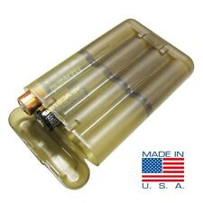 Condor U.S. Made Battery Case AA AAA CR2 CR123 Batteries Box Container Hold