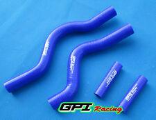 silicone radiator hose FOR Suzuki RM 250 RM250 2001-2008 2007 2006 2005,BLUE