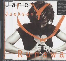 Janet Jackson - Runaway CD Single