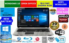 New listing Hp Pavilion Dv7-6195us. 17.3in (1T, Intel Core i7, 2Ghz, 8Gb) BluRay Beats Audio