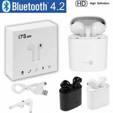 I7S Mini Wireless Earpods-Airpods Bluetooth for iPhone Magnetic Charging Box UK