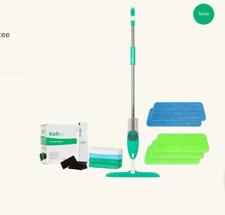 KOH 4l Universal Cleaner / Spray Mop Pro w/ 5 Pads / Atomiser / 4 sponges/4cloth