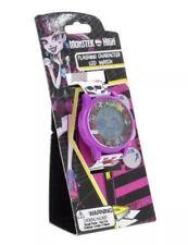 Mattel Monster High Flashing Character LCD Watch Kids Girl Pink