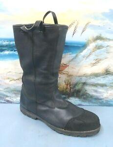 Ranger Combat  Firefighter Steel Toe Boots Mens 14 W  3045