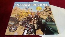 VILLAGE PEOPLE - CRUISIN' - BARELY USED ORIGINAL LP