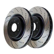 EBC Vorne Bremsscheiben USR Gerillt Upgraded Bremsscheiben Paar USR1131