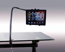 360 Rotating Tablet PC Stand Desk Gooseneck Mount Holder For iPad Mini 4 3 2 Air