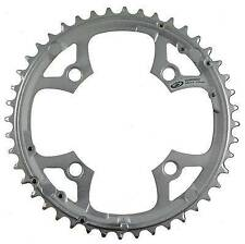 CHAINRING 48T Shimano DEORE FCM510 9 Speed 48T Outer SILVER Y1DS98220