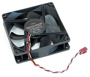 Dell Vostro 200 400 Inspiron 530 531 560 3847 8100 case Cooling Fan X755M 92MM