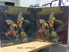 Transformers toy FT-20 FT20 Terminus Giganticus G1 Omega Supreme INSTOCK