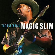 The Essential Magic Slim by Magic Slim (CD, Sep-2007, Blind Pig)