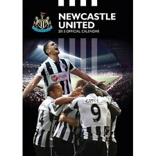 Newcastle United 2013 Calender Officially licensed product new The Magpies EPL