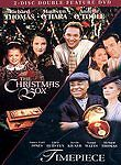 The Christmas Box / Timepiece - Double Feature (DVD, 2003, 2-Disc Set) (C)