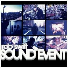 Sound Event by Rob Swift (Turntables) (CD, Oct-2002, Tableturns)