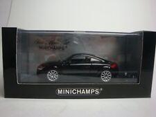 AUDI TT 2006 BLACK MINICHAMPS 400015020 1:43