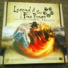 Legend Of The Five Rings The Card Game. Complete Starter Set