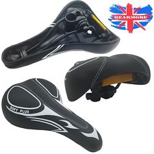 Adult Most Comfortable Bicycle Seat For Men Women Bike Saddle With Soft Cushion
