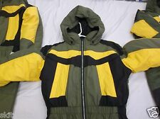 KIDS WINTER SUIT, Snow Suit, ONE PIECE, Sportcaster Suit Medium Size. SNOWMOBILE