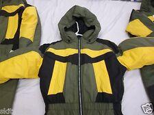 KIDS WINTER SUIT, Snow Suit, ONE PIECE, Sportcaster Suit Medium Size. SNOWMOBILE