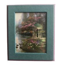 Thomas Kinkade Painter of Light Note Box Printed Memo Paper The Garden of Prayer