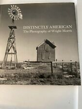 Distinctly American: The Photography of Wright Morris by Trachtenberg 38-243L
