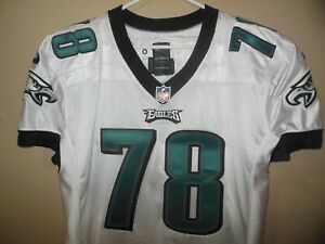 Philadelphia Eagles Game Issued Jersey Size 50+3